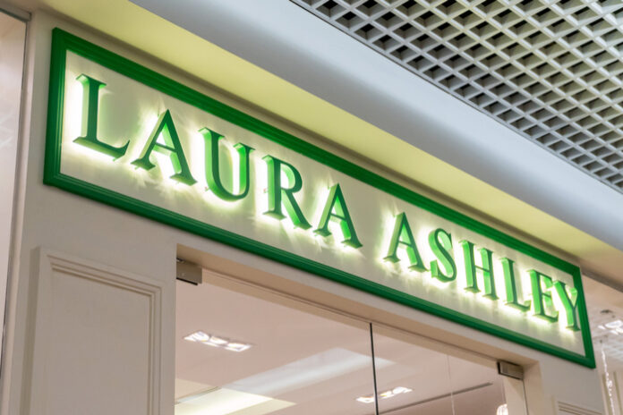 Laura Ashley CEO among staff made redundant last week