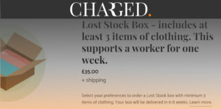 Lost Stock is offering shoppers boxes of clothes from Topshop, New Look, Gap at half the retail price in a bid to help manufacturers left out of pocket by the lockdown.