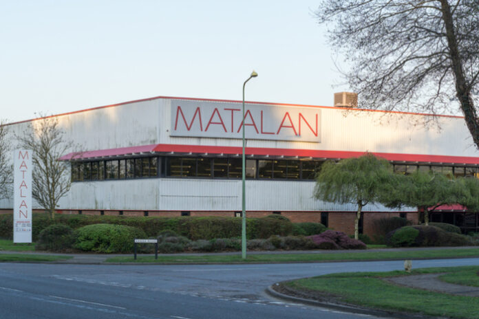 Matalan seeks £29m cash injection from sale of HQ