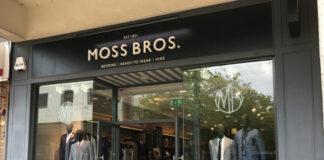 Moss Bros reopening Brian Brick covid-19