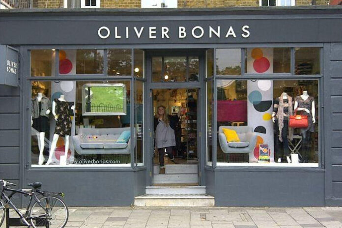 Oliver Bonas secure £3.5bn funding to see it through Covid-19