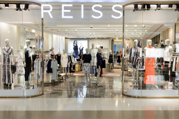 Womenswear and menswear retailer Reiss is to open a store in Edinburgh's St James Quarter,