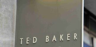 Ray Kelvin's stake in Ted Baker halved