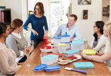 Tupperware-style social shopping has been making a comeback in recent years and now  that consumers have been forced to stay home amid the ongoing coronavirus pandemic more shoppers are turning to online to make purchases.
