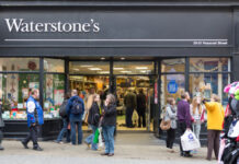 "HMV owner: Waterstones quarantining books ""not possible"""