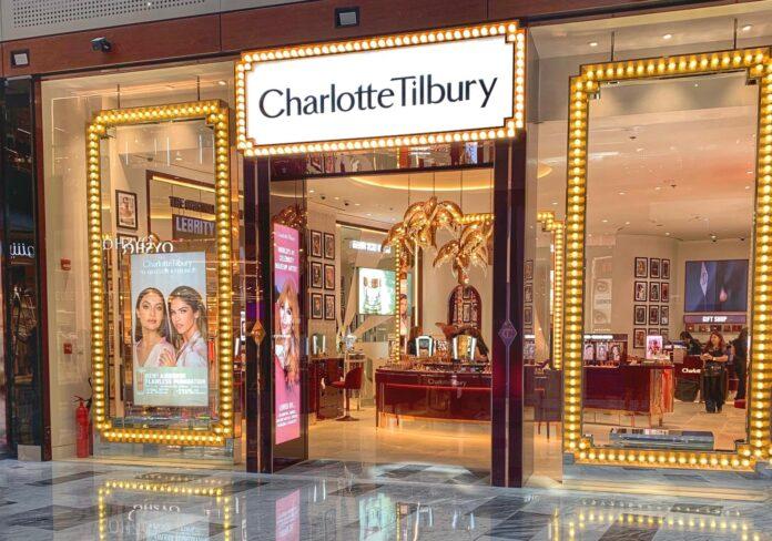 Charlotte Tilbury has a new majority owner