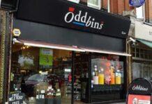 Oddbins Duff & Phelps Philip Duffy Matthew Ingram
