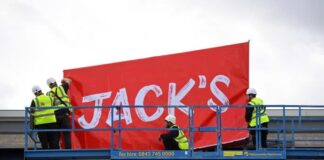 Tesco Jack's Dave Lewis