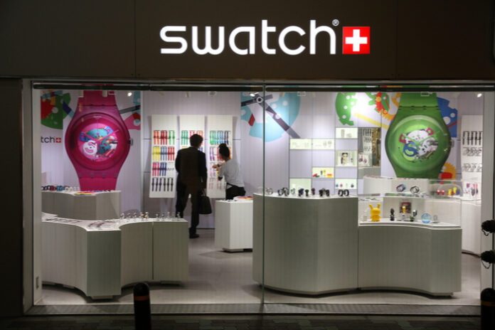 Swatch Group Omega Raynald Aeschlimann boardroom