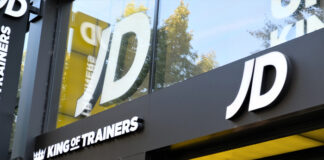 JD Sports reopening Peter Cowgill