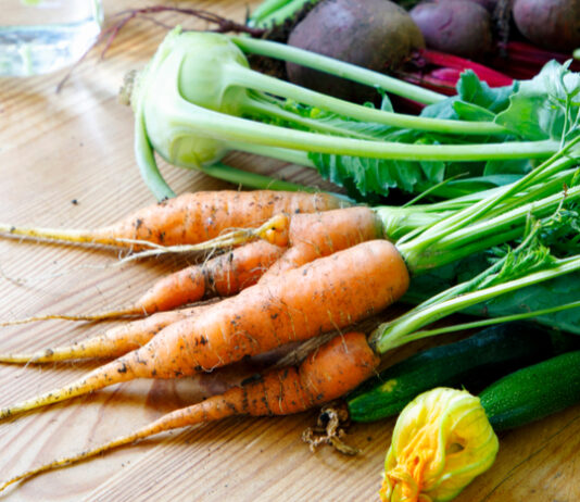 Waitrose relaxes guidelines on wonky veg to help farmers