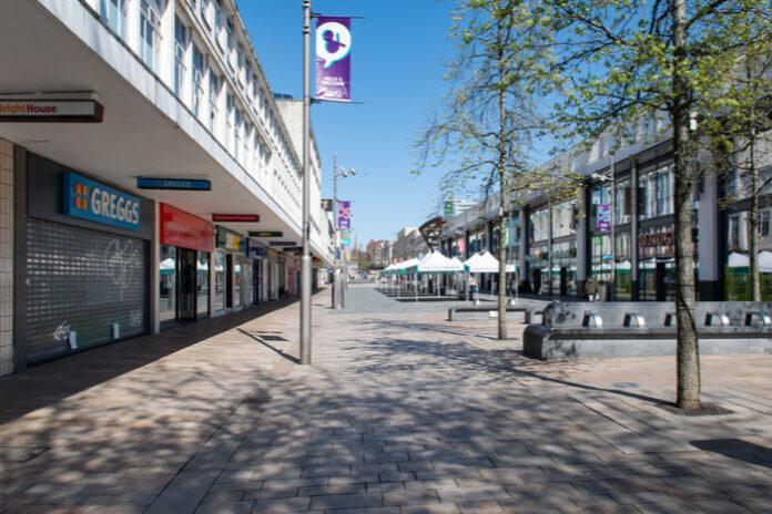 store closures covid-19 economy pandemic lockdown