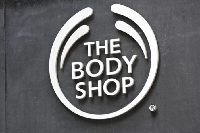 The Body Shop transphobia JK Rowling