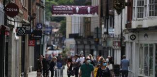 Footfall still low in June despite retail lockdown exit