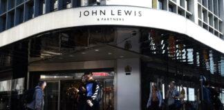 John Lewis personal shopping Steven Hand