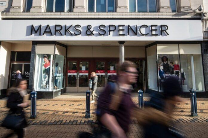 Marks & Spencer M&S job cuts redundancies Steve Rowe