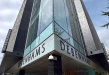 Debenhams to reopen all remaining stores in Scotland