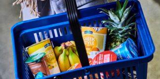 Aldi plastic waste plastic packaging Giles Hurley