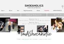 Shoeaholics Kurt Geiger pop-up