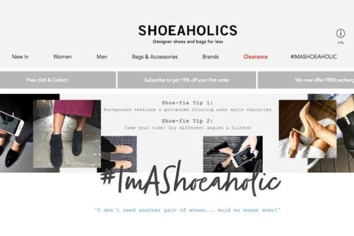 Shoeaholics Kurt Geiger pop-up