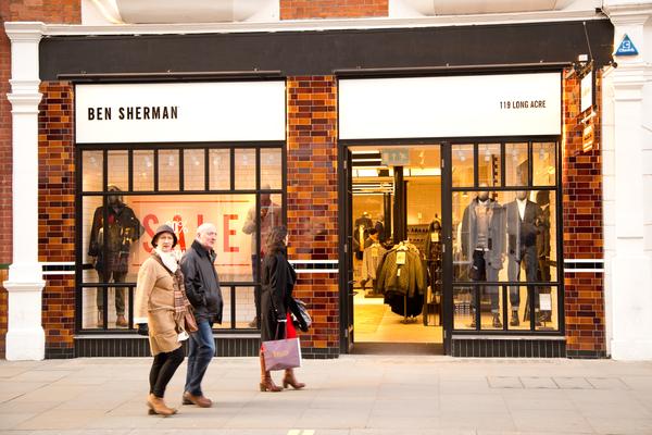 Ben Sherman & Jeff Banks owner mulls 18 store closures & 262 job cuts