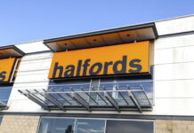 Halfords eyes 60 store closures despite rising sales