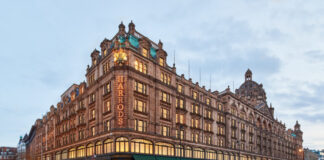 Harrods Michael Ward