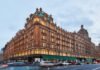 Harrods announces plans to open three national H beauty stores in the North East, Edinburgh and Bristol.
