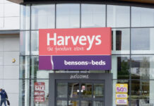 Harveys Bensons for beds administration collapse covid-19 lockdown reopening Steinhoff International PwC