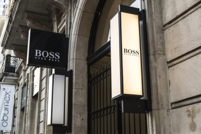 Hugo Boss hires new chief sales officer as CEO steps aside