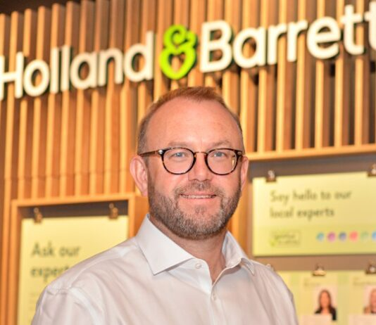 Tony Buffin Holland & Barrett CEO profile big interview