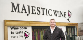 Majestic Wine unveils growth strategy after 300% online sales surge