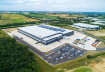 Lidl to begin operations at new £70m distribution centre