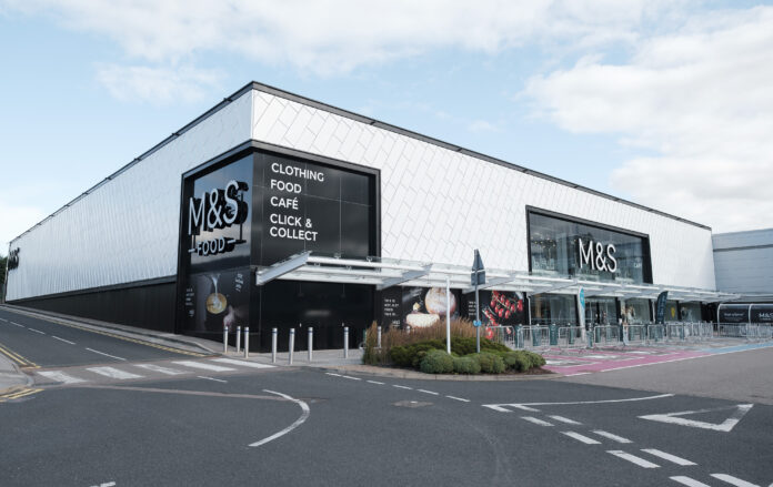 M&S opens new-format clothing & food store in Nottingham