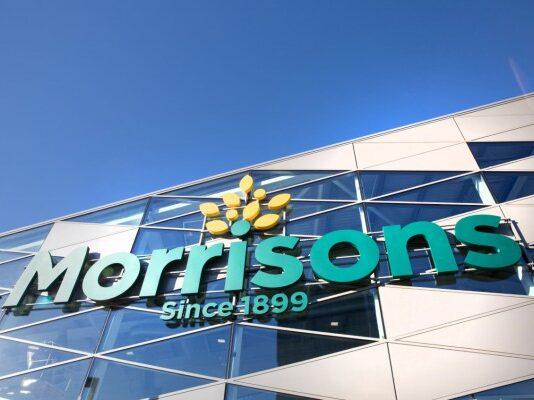 Morrisons Jeremy Townsend Andrew Higginson
