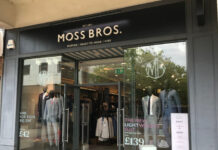 Moss Bros Colin Porter Crew Clothing Brigadier Acquisition Company