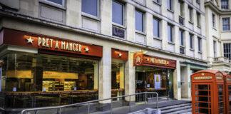 1000 high street jobs at risk as Pret a Manger shuts down 30 stores