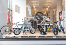 Selfridges launches The Bike Shop
