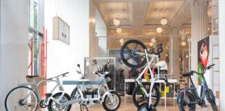 Selfridges launches The Bike Shop