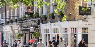 Plans in place to pedestrianise Seven Dials to boost West End footfall