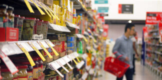 Shop prices continue to fall in June BRC Nielsen Helen Dickinson
