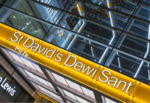 """St David's launches """"Made in Wales"""" campaign to support local retailers"""
