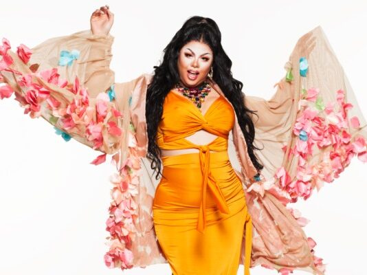 Snag Tights has collaborated with UK Drag Race Star Sum Ting Wong to find the brands first global ambassador - which is open to any member of the public, regardless of age, gender, dress size or ability.