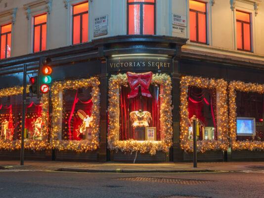 Victoria's Secret Next Marks & Spencer M&S L Brands Lex Wexner