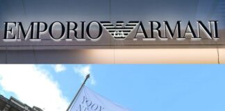 Armani & Yoox Net-a-Porter unveil new partnership