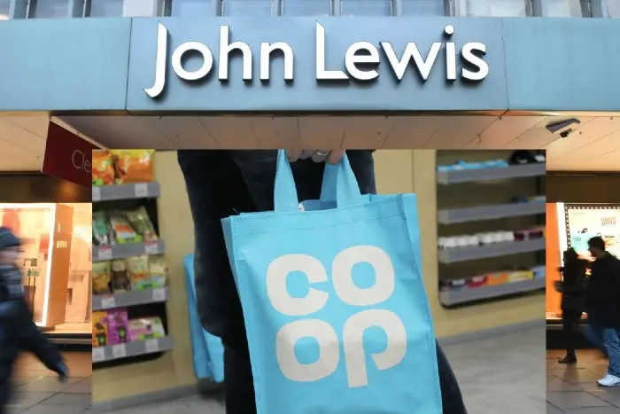 Jason Perry Co-op online shopping click and collect covid-19