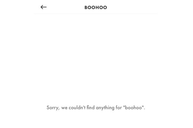 Boohoo scandal fast fashion