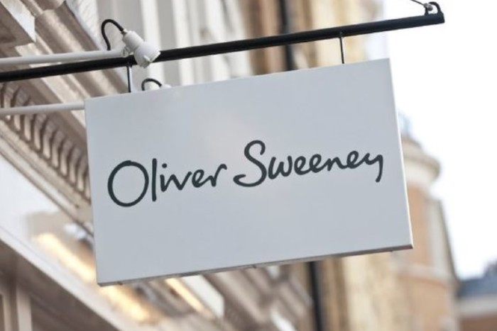 Oliver Sweeney administration store closures