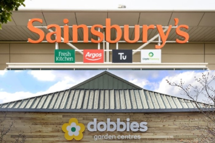 click and collect online shopping covid-19 john lewis co-op sainsbury's dobbies