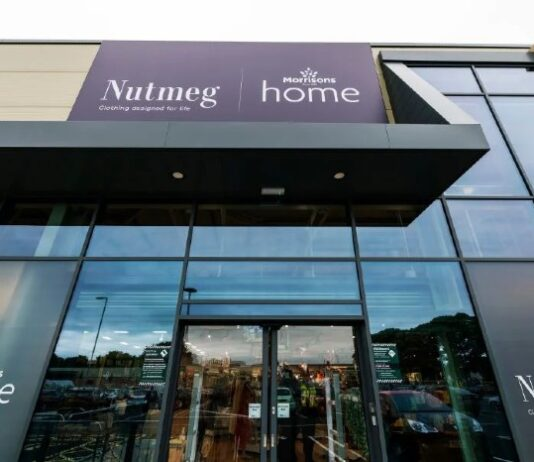 Morrisons opens first standalone store for Nutmeg brand